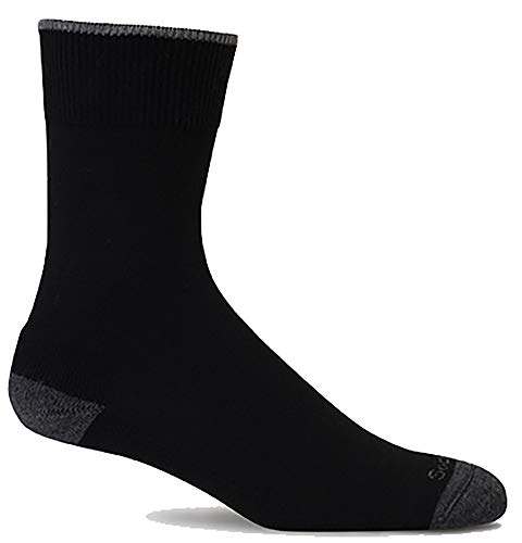 Sockwell Women's Easy Does It Socks, Small/Medium, (Washable Wool Rib)