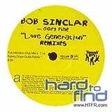 Love Generation [Vinyl]