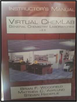 instructors manual virtual chemlab general chemistry laboratory