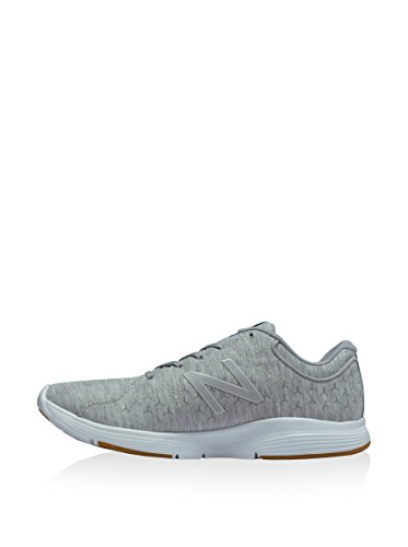 New Balance Herren Low-Top, Grau, 43 EU