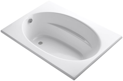 Kohler K-1113-0 Windward 5Ft Bath, White
