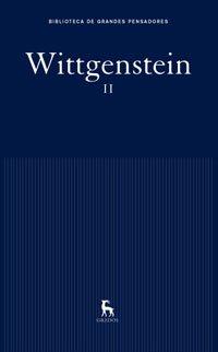 Descargar Libro Obras Wittegenstein Ii Ludwig Wittgenstein