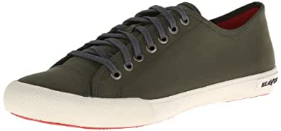 SeaVees Mens Army Issue Low Green Size: 7