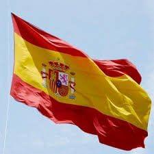 MI RINCON Bandera ESPAÑA con Escudo 150x90cm: Amazon.es: Hogar