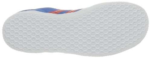 adidas Gazelle Cf 2 C - - Unisex Niños Azul / Rojo