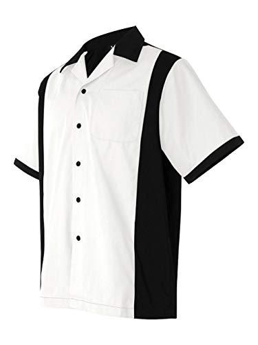 Hilton HP2243 - Cruiser Bowling Shirt - Bowling Shirt Rockabilly
