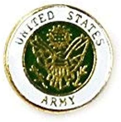 Quality Handcrafts Guaranteed Army Lapel Pin LPSM68