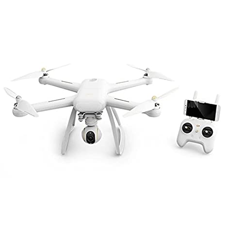LightInTheBox Xiaomi RC Dron Mi Drone 4K 4ch 3 Ejes 2.4G 4K ...