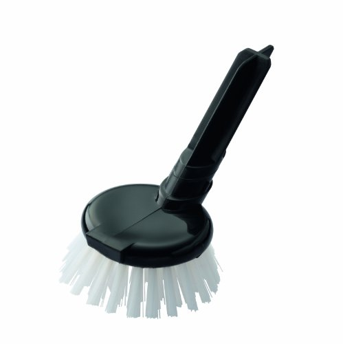 (Rosle Replacement Replacement Brush Head, Black)