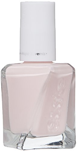 essie gel couture nail polish, matter of fiction, pink longwear nail polish, 0.46 fl. oz. ()