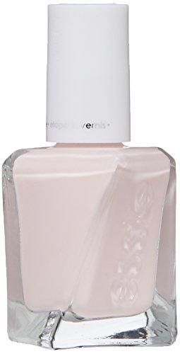 essie gel couture nail polish, matter of fiction, pink longwear nail polish, 0.46 fl. ()
