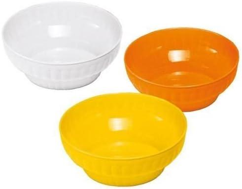 6 X Olympia Oval Food Basket Black Tableware Polypropylene Retro Serving
