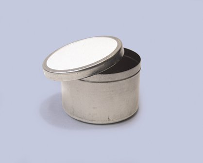 Qty. of 250 1 oz. Deep Tin Container by Buckeye Shapeform