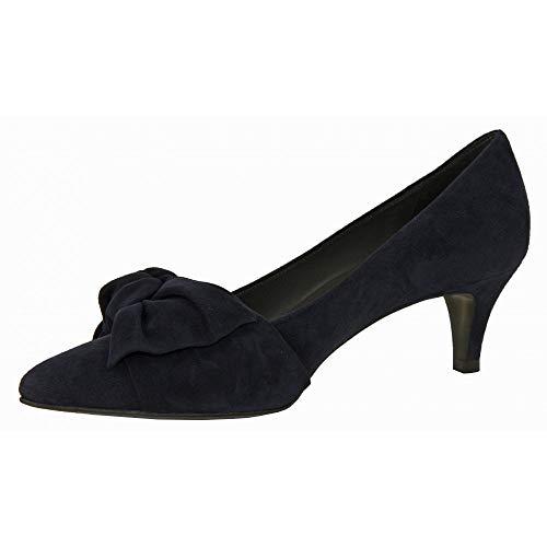 Suede 55229 Carry Court Kaiser Navy Shoe Peter 1YT7qxI