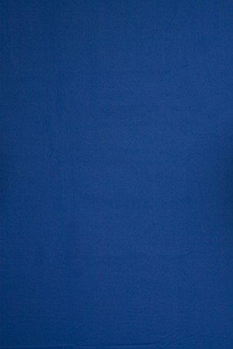 Backdrop Alley Chromakey Blue Solid Muslin Photo Background, 10' x - Key Blue Paint Chroma