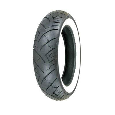 Wide White Wall for Harley-Davidson Road King Classic FLHRC//I 2004-2013 Dunlop Harley-Davidson D402 Front Motorcycle Tire MT90B-16 72H