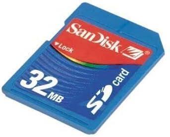 Sandisk Sd Speicherkarte 32mb Computer Zubehör