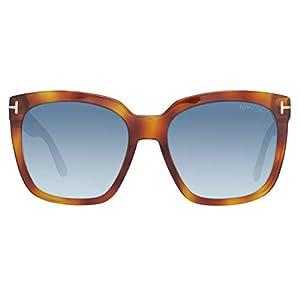 Tom Ford Women's Sunglasses Ft0502 53W 55, Brown (Braun)