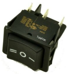 ProTeam Switch, 3 Position Rocker 6 Terminal - Team Pro Switch