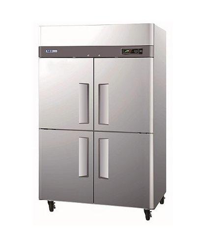Turbo Air M3F47-4 4 Half Doors Reach-In Freezer