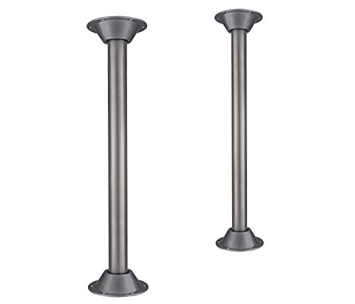 (RecPro RV Dinette Booth Table Leg | Premium 27