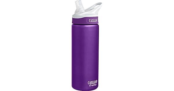 Amazon.com: Botella de agua Eddy de CamelBak, de acero ...