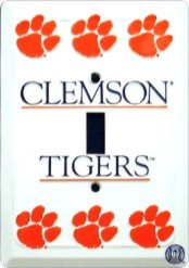 - Clemson Light Switch Cover