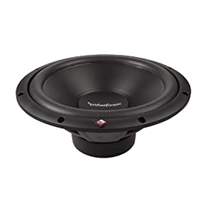 Rockford Fosgate 12-Inch 500W Subwoofer + Sealed Sub Box + Boss Riot 1100W Amplifier