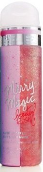 Victoria's Secret Beauty Rush Holiday Limited Edition Merry Magic Candied Apple and White Musk Body Dial-a-shimmer Lotion ()