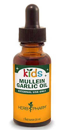 (Herb Pharm Kids Mullein and Garlic Oil, 1 Ounce)
