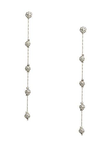 Guess Designer Earrings - GUESS Women's Fireball Linear Earrings