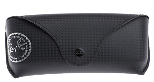 Ray-Ban - Caso de gafas - Negro Carbonoptic - Tamaño L