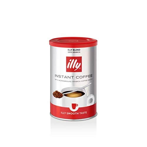 illy Instant Coffee 100g - Pack of 6