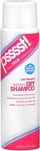 Psssssst Instant Dry Shampoo 1.76 oz (Pack of 3)