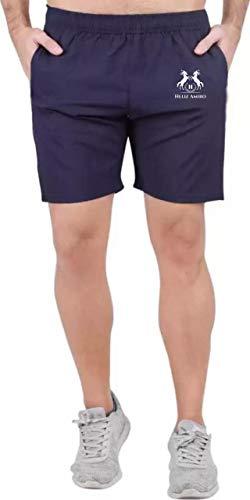 Heliz Amiro Solid Men Sports Shorts