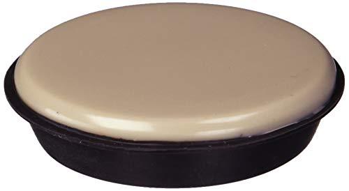 Shepherd Hardware 9221 1-3/4-Inch Reusable, Round, Slide Glide Furniture Cups, 4-Pack