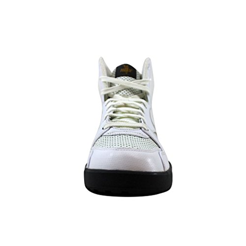 Nike Air Max Bo Jax Heren Wit / Wit-donkergrijs-elektrische Groen