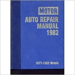 auto repair book