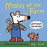 Maisy at the Farm, Lucy Cousins, 0763640964