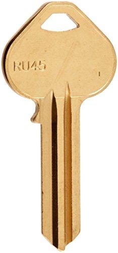 Kaba Ilco RU45-BR Ru45 Corbin Russwin 1011 D1 Key Blank, 2473926