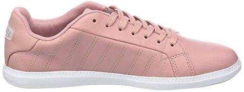 Damen 318 Pnk Graduate Pink Sneaker Wht F50 SPW Lacoste 1 PqxE4w0Pd