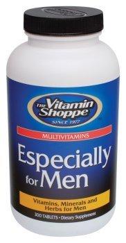Vitamin Shoppe - Especially For Men Multivitamin, 300 tablets by The Vitamin Shoppe