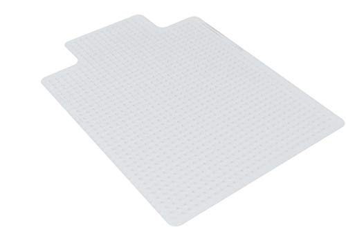 "Image of OFM ESS Collection Chair Mat with Lip for Carpet, 36"" x 48"","