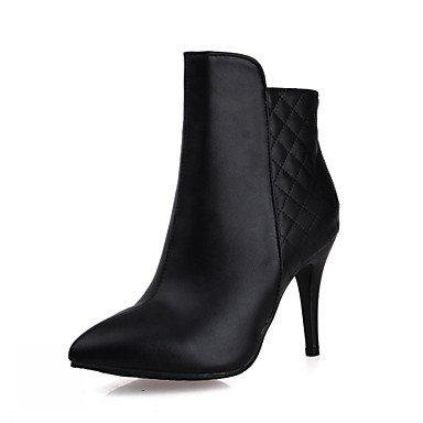 RTRY amp;Amp; Winter Office Kids Spring EU34 Women'S Boots Patent amp;Amp; Novelty Casual Fall Leather Eveningstiletto Career Little Comfort Party US3 Dress UK2 Leatherette Wedding wPrTwI