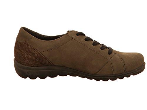 Gris Grey femme 6903 pour Camilia 12703 Chaussures Mephisto ville de à lacets gSPpW