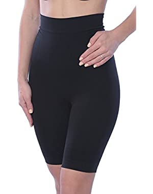 Hanes Super Smooth Hi Waist Thigh Shapewear