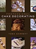 img - for Professional Cake Decorating with Pastry Chef Companion Set book / textbook / text book