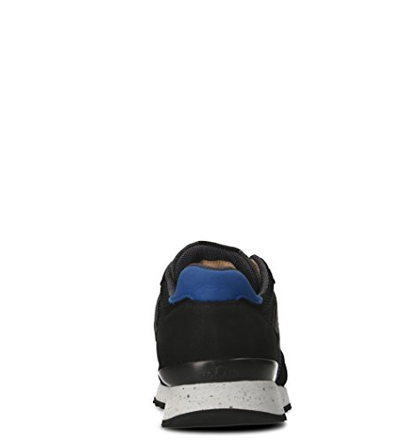 Hogan Mens Hxm2610r676ihu631u Sneakers In Pelle Nera