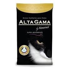 Arena Alta Gama para gatos 30 dias sin olor (precio con envio incluido)