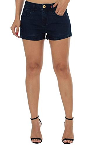 Shorts Eventual Ease Azul 34